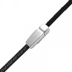 Zamak Magnetic Clasp 6x16mm (Ø 3.2x2.2mm)
