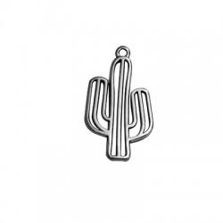 Ciondolo in Zama Cactus 19x30mm