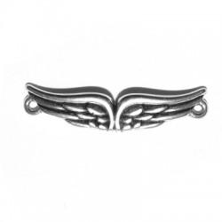 Zamak Connector Angel Wings 39x8mm