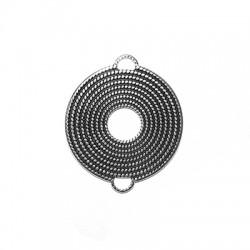 Zamak Connector Chain Circle 37mm