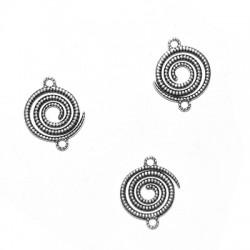 Zamak Connector Spiral 17mm