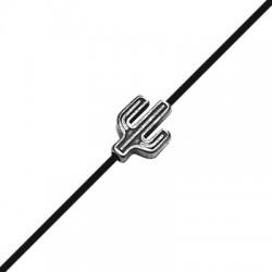 Zamak Slider Cactus 8x10mm (Ø 1.4mm)