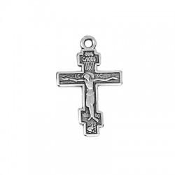 Zamak Pendant Cross 19x26mm