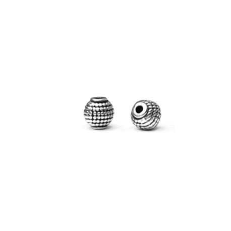 Perlina in Zama 9mm (Ø 2.3mm)