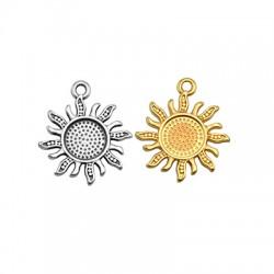 Zamak Charm Sun 18mm