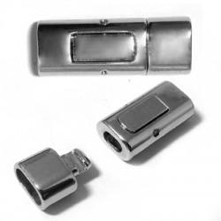Z/A Rectangular Clasp 12x32mm (Ø 10x5mm)