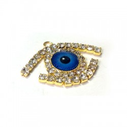 Rhinestone Eye 23x30mm