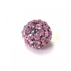 Ball with Strass 28mm