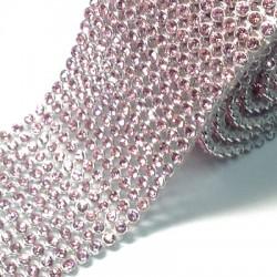Δίχτυ με Κρυστάλλινες Πέτρες PP17 (12 Σειρές)