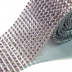 Crystal Stone Net PP17 (12 Rows)