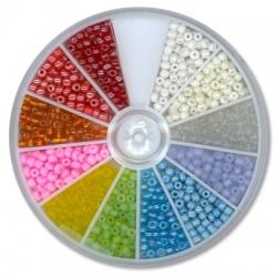 Kit Seed beads 8/0