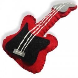 Fabric Guitar 50x90mm