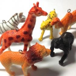 PVC Wild Animals ~ 40x70mm