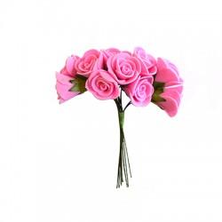 Συνθετικά Λουλούδια Διακοσμητικά 24mm