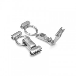 Silver 925 Magnetic Clasp