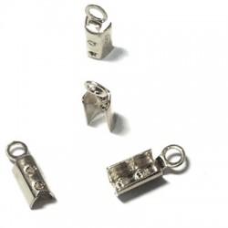Ασήμι 925 Ακροδέκτης Κούμπωμα 3mm