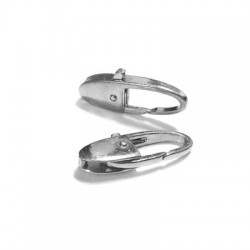 Silver 925 Lobster 7x22mm