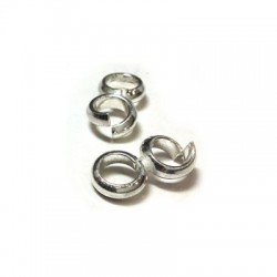Silver 925 Part 7x15mm
