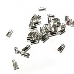 Ασήμι 925 Ακροδέκτης Κούμπωμα 1.5mm