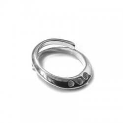 Silver 925 Ring 22mm