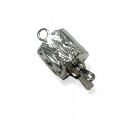 Silver 925 Clasp 20x10mm
