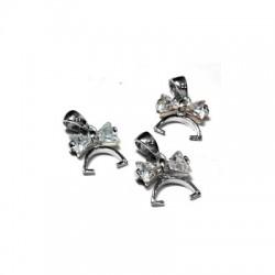 Silver 925 Hanger Knot