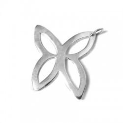 Ciondolo in Argento 925 Farfalla 30mm