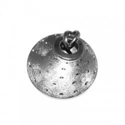 Ciondolo in Argento 925 Rotondo 35mm