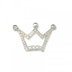 Silver 925 Crown 25x15mm