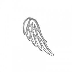 Breloque Aile d'Ange en Argent 925, 6x13mm
