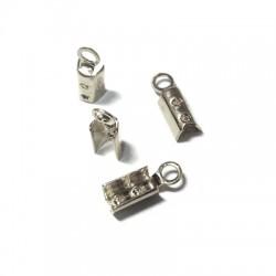 Ασήμι 925 Ακροδέκτης Κούμπωμα 2mm