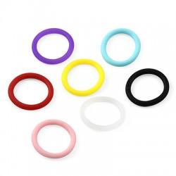 Silicon Eyeglass Holder Round 16mm/2mm