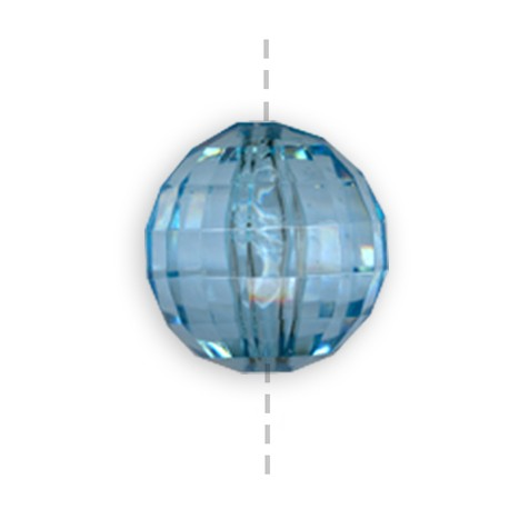 Acrylic Faceted Ball 20mm
