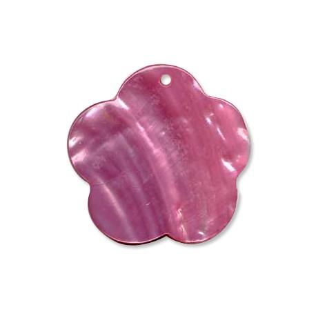 Shell Pendant Flower 45mm