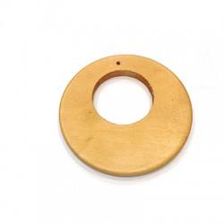 Ξύλινο Μοτίφ Στρογγυλό 50mm