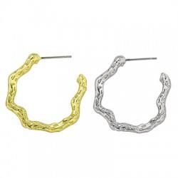 Brass Earring Hoop 26mm