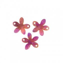 Πλέξι Ακρυλικό Στοιχείο Λουλούδι για Μακραμέ 18mm
