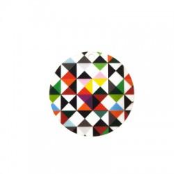Plexi Acrylic Pendant Round 40mm