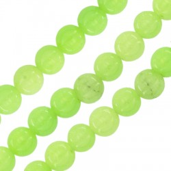 Mountain Jade Bead Round 6mm (~61pcs/string)
