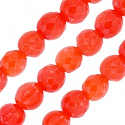 Mountain Jade Bead Round Faceted 6mm (~61pcs/string)