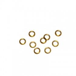 Rondella Distanziatore in Ottone 6x1.2mm (Ø 4mm)