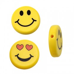 Passant tête souriante en Plexiacrylique 19mm