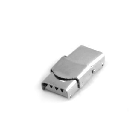 Chiusura a Clip in Acciaio Inox (Ø 10x3mm)