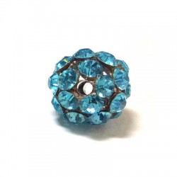 Ball with Strass 20mm