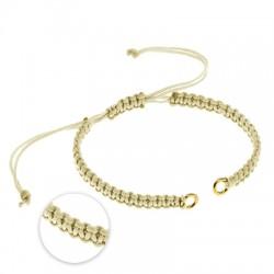 Macrame Bracelet w/ 2 Loops