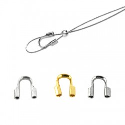 Brass Wire Guardian (Thread Protector) 0.69mm