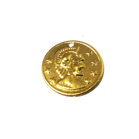 Metal Coin 15mm
