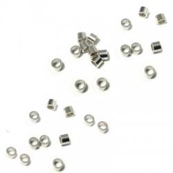 Silver 925 Crimpy tube 2,8x2 /2mm