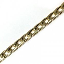 Αλυσίδα Αλουμινίου 6x10mm/2mm