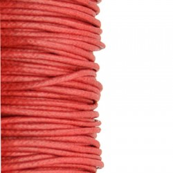 Cotton Waxed Cord 1.8mm (~100mtr/spool)